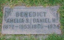 Amelia S Benedict
