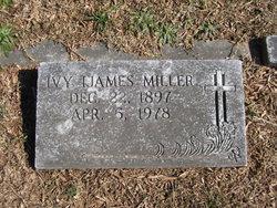 Ivy <i>Ijames</i> Miller