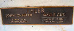 Mazle Thersia <i>Gue</i> Tyler
