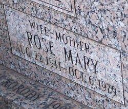 Rose Mary <i>Czentnar</i> Nemeth