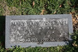 Mary Young Ashcraft