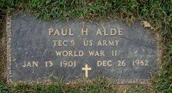 Paul H. Alde