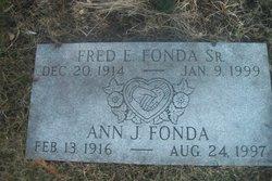 Ann J Fonda