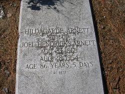 Hildagarde <i>Bonner</i> Arnett