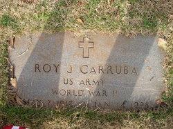 Roy John Carruba, Sr