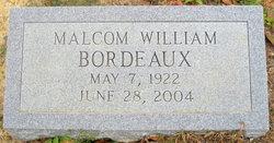 Malcom William Bordeaux