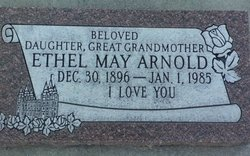 Ethel May Arnold