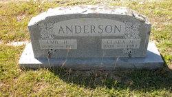 Clara Marie <i>Shrader</i> Anderson