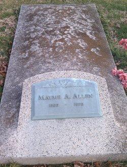 Mayme A. Allen