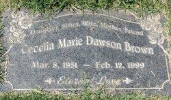 Cecelia Marie <i>Dawson</i> Brown
