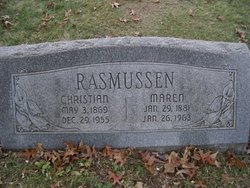 Christian Mathias Rasmussen