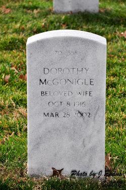 Dorothy <i>Mcgonigle</i> Embrey