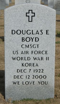 Douglas E Boyd