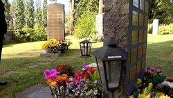 Tainionkoski Cemetery Imatra