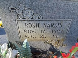 Rosa Narsis <i>Gordon</i> Bird