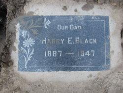 Harold Eugene Harry Black