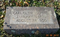 Carl Glenn Coffee