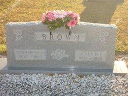 Zeffie Cordelia Pat <i>Ewing</i> Brown