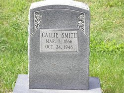 Callie <i>Caldwell</i> Smith
