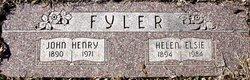 John Henry Fyler
