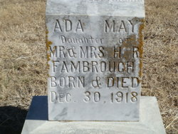 Ada May Fambrough