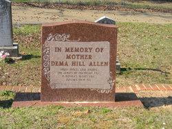 Dema Hill Allen