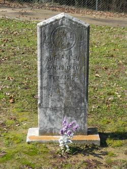 Joseph E Allen