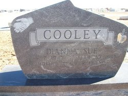 Dianna Sue <i>Walkup</i> Cooley