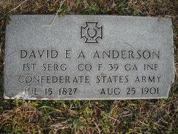 David E.A. Anderson