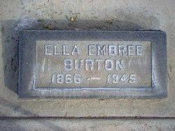 Ella E. Burton