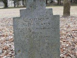 Achsah Ann <i>Worthington</i> Dorsey
