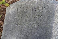 Margaret C Maggie <i>McKay</i> Barnes