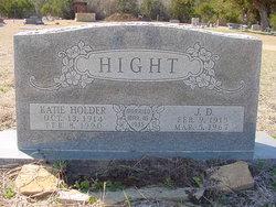 J. D. Hight