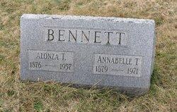 Alonzo T Bennett