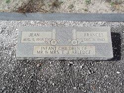 T Jean Arledge