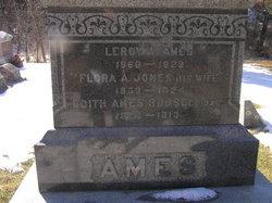 Flora A <i>Jones</i> Ames