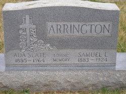Ada Liza <i>Slate</i> Arrington