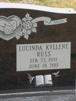 Lucinda K. Cindy <i>Hoover</i> Russ