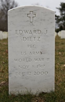 Edward J Dietz