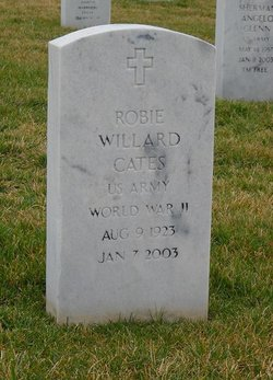 Robie Willard Cates