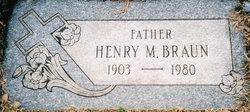 Henry Martin Braun