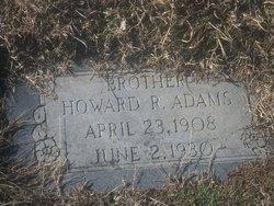 Howard R. Adams
