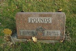 Minnie Nevada <i>Ford</i> Pounds