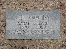Sarah Lucinda <i>Seymore</i> Earp