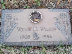 Willie Dempsey Wilson