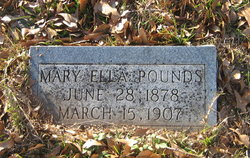 Mary Ella Pounds