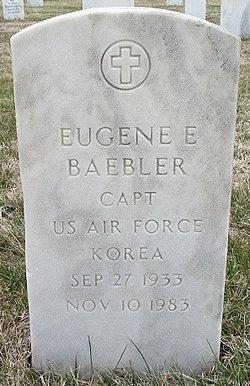 Eugene E Baebler
