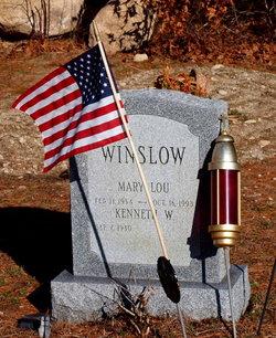 Kenneth Weston Wes Winslow