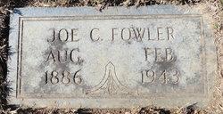 Joe Cecil Fowler
