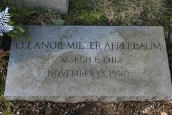 Eleanor <i>Miller</i> Applebaum